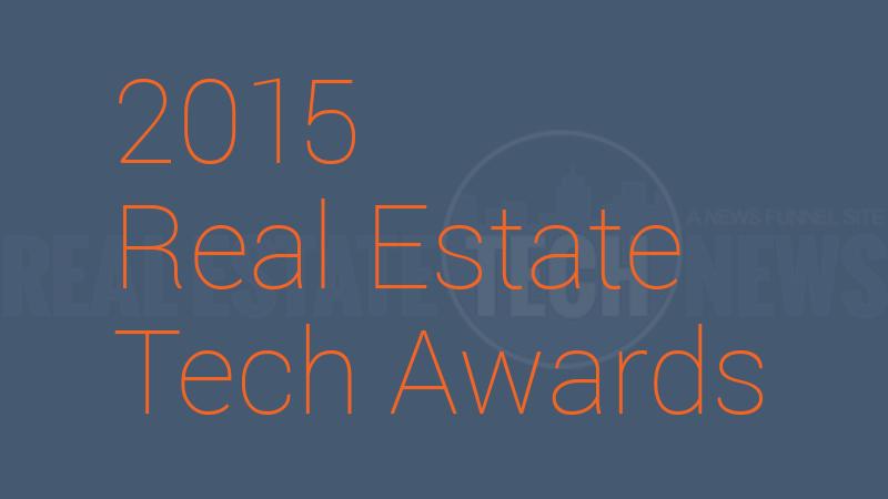 2015 Real Estate Tech Awards